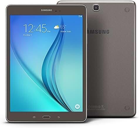 Samsung Galaxy Tab A 9.7-Inch 16GB (Smoky Titanium) (Certified Refurbished)