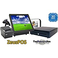 Retail Point of Sale Bundle Featuring Zeus POS