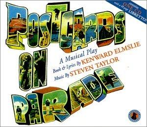 Postcards on Parade (1998 Studio - 1998 Cast Cats