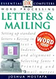 Word Processing, Joshua Mostafa, 0789455293