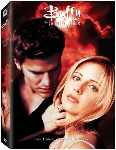 Buffy the Vampire Slayer: Season 2 (Repackaged, Slim Pack, 3PC, Sensormatic)