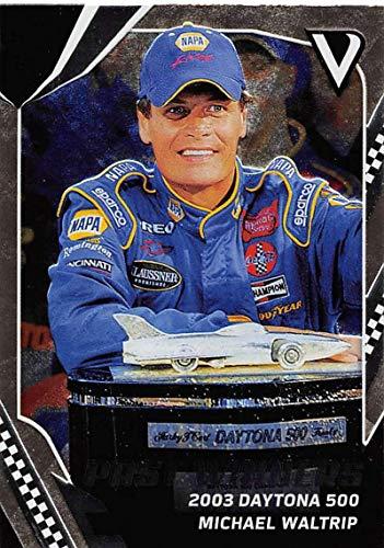 2018 Panini Victory Lane Racing #74 Michael Waltrip NAPA Auto Parts/Dale Earnhardt, Inc./Chevrolet Past Winner