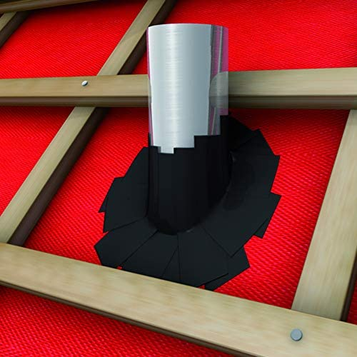 10x Unterspannbahnklebeband UV60 je 50mm x 25m UV-stabil Schalungsbahn Dach