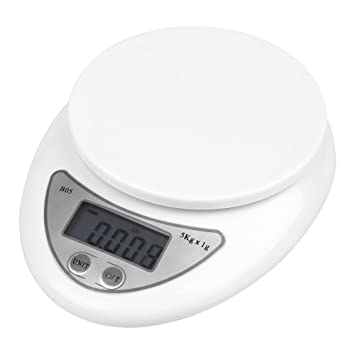 Perfect QUN FENG Multi Function Digital Electronic Kitchen Scale, 11lb Capacity By  0.1oz