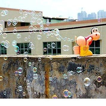 The Funny Automatic Fart Bubble Blower-Bubble Maker Toy Boy Stick Blower Machine