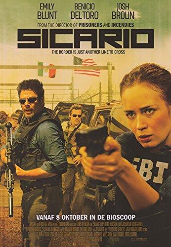 Sicario - Authentic Original Movie Poster