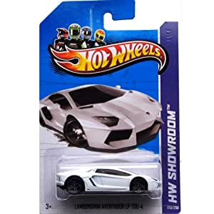 Amazon.com: Hot Wheels 2013, Lamborghini Aventador LP 700 ...