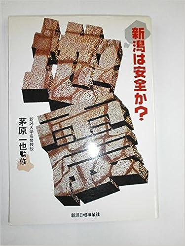 新潟は安全かー地震 | 茅原 一也...