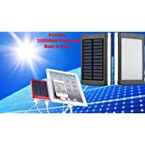 Probeatz Reliable Solar 20000 mAh First time in India Solar Led Charging (Pack of 1) 20 LED Solar Power Bank