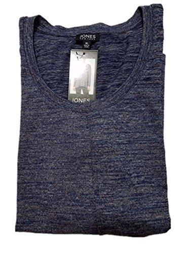 jones-new-york-ladies-long-sleeve-knit-topindigo-melangemedium