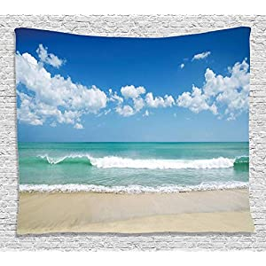 51QXR9lwvJL._SS300_ Beach Wall Decor & Coastal Wall Decor