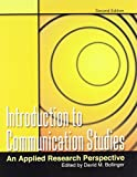 Introduction to Communication Studies 9780757521294