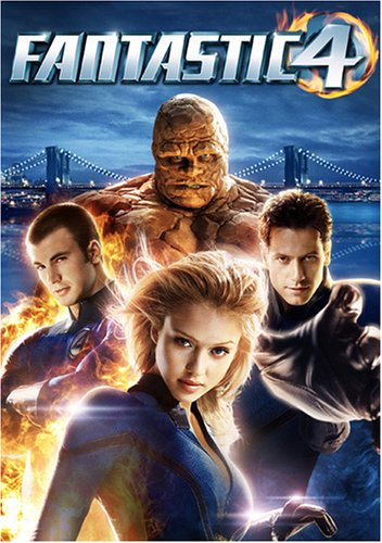 Fantastic Four (Full Screen Edition)