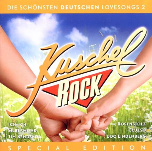 Various: KuschelRock-Deutsche Lovesongs Vol.2 (Audio CD)