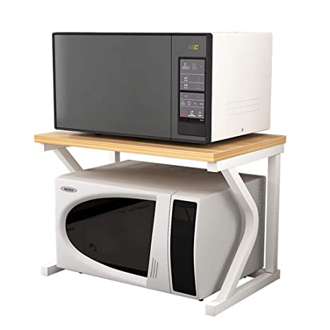 XHmeilianxd Oven Shelf Kitchen Horno de microondas Rack 2 ...