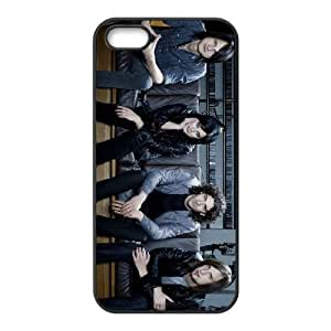 iPhone 5 5s Cell Phone Case Covers Black Silbermond Phone Case Cover Customized Durable CZOIEQWMXN20290