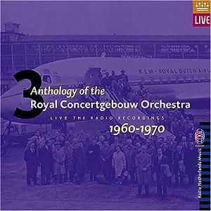 Anthology Live 1960-70: Royal Concertgebouw