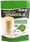 Amafruits 10 Bag Bundle of Graviola Fruit Pulp offers