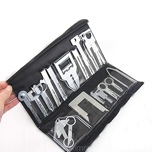 (38 PCS Repair Tool Kits Professional Car Audio Radio CD Player Release Removal Tool Set Black US)