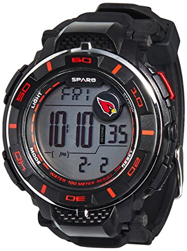 Rico Men's Digital Power Watch Arizona - Digital Cardinal Watch
