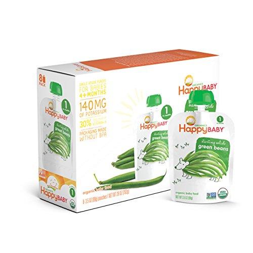 Happy Baby Organic Starting Solids