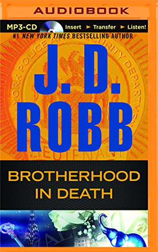 Brotherhood in Death (In Death Series)