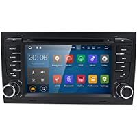 Android 7.1 Car GPS Stereo For Audi A4 S4 RS4 B6 B7 Seat Exeo  Quad Core DVD Player Wifi BT 4G Radio RDS USB Mirrorlink SWC + Optional Digital TV/OBD2/Front DVR Camera/Reverse Camera