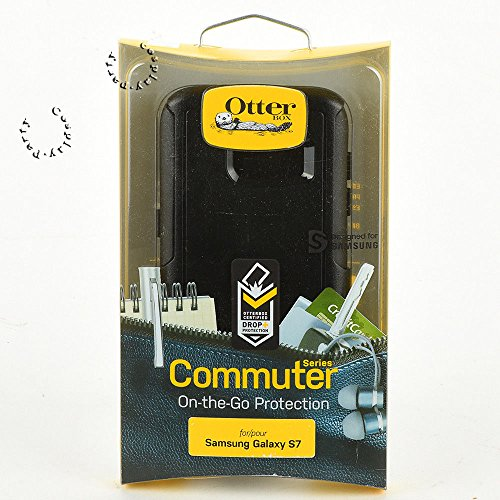 OtterBox Rugged Case Cover For Samsung Galaxy S7 (Defender Symmetry Commuter) (Commuter - Mobile Mall Alabama