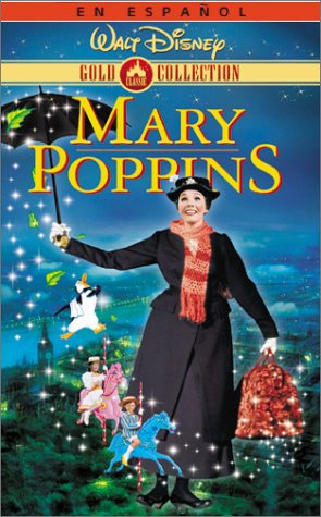 Mary Poppins [VHS] by Walt Disney Video