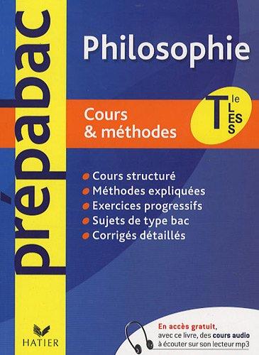 Philosophie Terminale L, ES, S : Cours et méthodes Prépabac: Amazon.es: Patrick Ghrenassia, Pierre Kahn: Libros en idiomas extranjeros