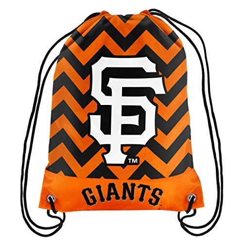San Francisco Giants Chevron Drawstring Backpack