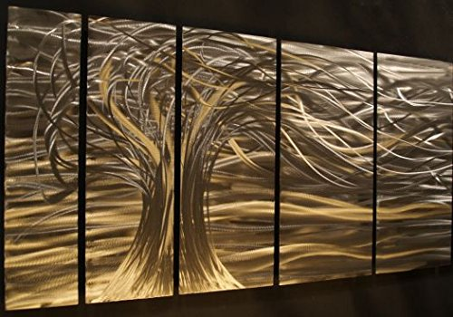 Contemporary Metal Wall Art Wall Sculptures By Ash Carl