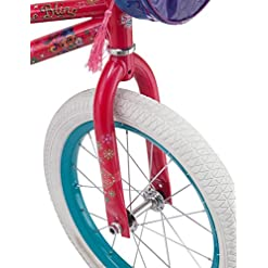fbed86856d76 Nickelodeon Shimmer & Shine Girl's Bicycle with Training Wheels, Teal - The  Best Cycle Bikes