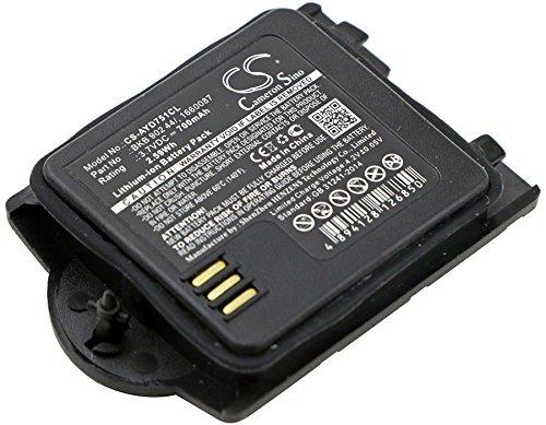 Replacement Battery Part No.660087,660088,BKB 902 44/1 for Ascom Grade 3,Messenger 9D24 MKII,RAID2,Cordless Phone Battery