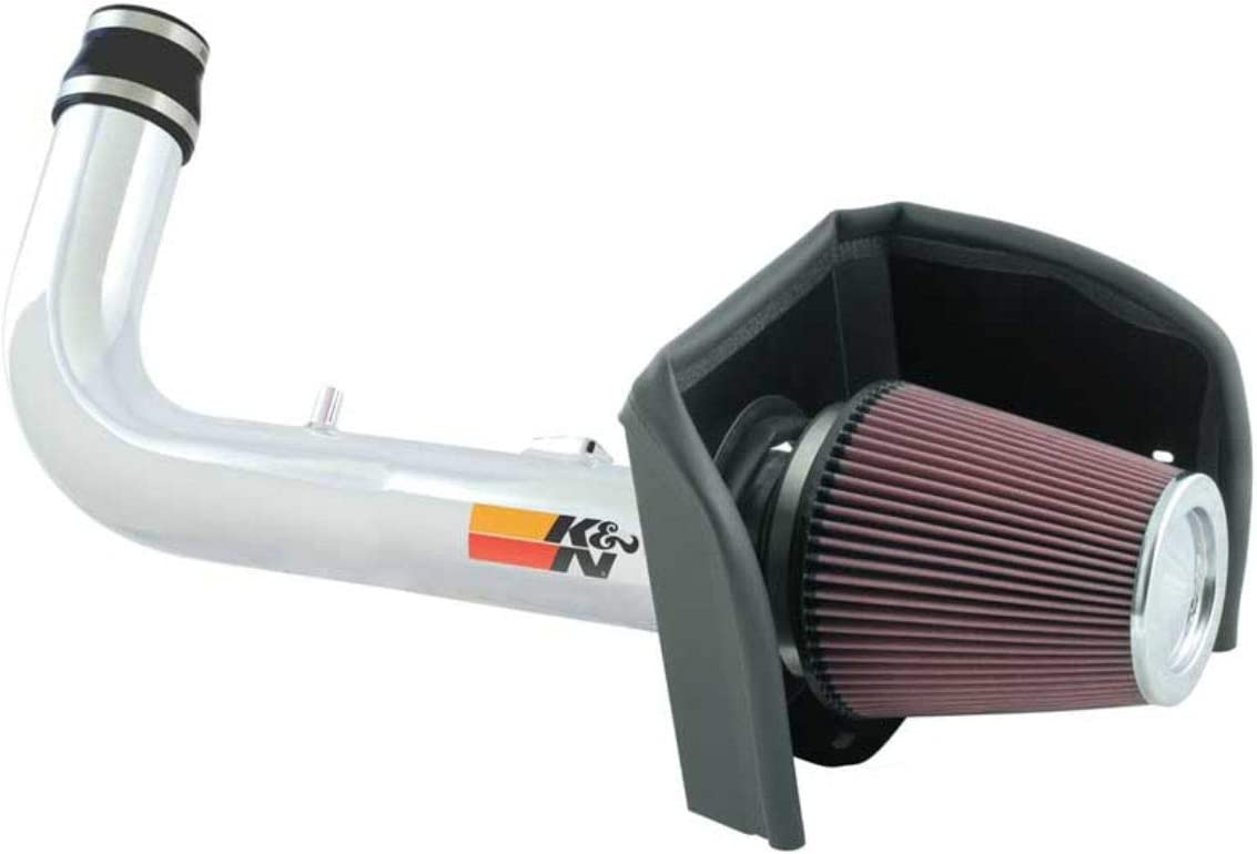 K/&N77-2569KP Polished Performance Intake Kit