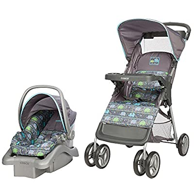 Cosco Lift & Stroll Travel System - Elephant Circus by Cosco Inc that we recomend personally.