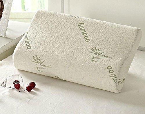 Bamboo Pillow Memory Cervical Health