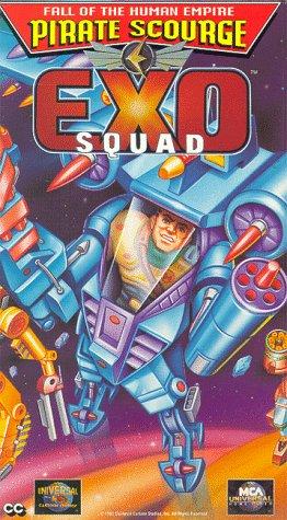 - Exosquad: Pirate Scourge [VHS]
