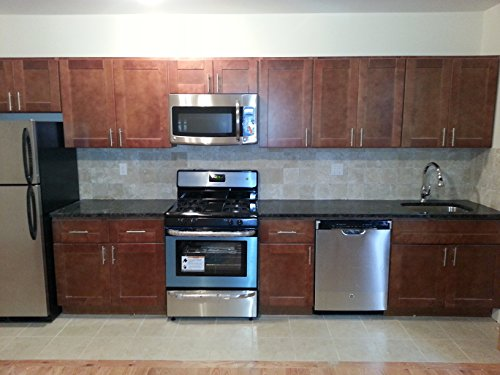 Solid Wood RTA Kitchen Cabinets for 10x10 kitchen