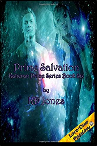 Amazon Fr Prime Salvation K D Jones Livres