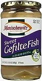 Manischewitz Sweet Gefilte Fish, 24 oz