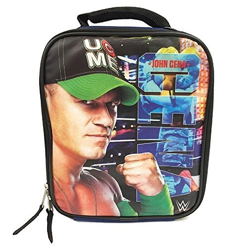 WWE Wrestling JOHN CENA Insulated Lunch Tote / by AI