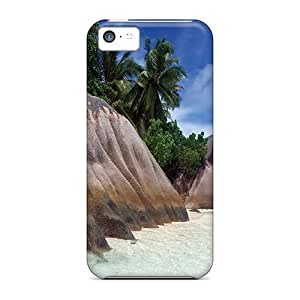 High-quality Durability Cases For Iphone 5c(the Beach 5)