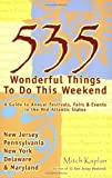 535 Wonderful Things You Can Do This Weekend, Mitch Kaplan, 0912608927