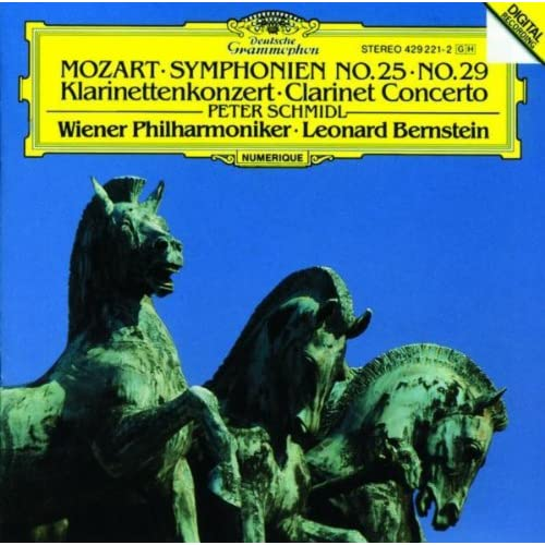 mozart symphony 25 Wolfgang amadeus mozart wrote his symphony no 40 in g minor, kv 550, in 1788 it is sometimes referred to as the great g minor symphony, to distinguish it from.