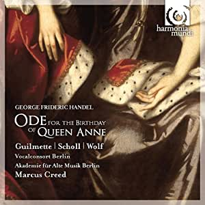 Handel: Ode for the Birthday of Queen Anne, Dixit Dominus