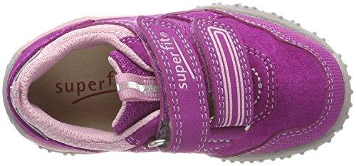 Superfit Sport4 Mini 20023373 Baby Mädchen Lauflernschuhe Pink (Dahlia Kombi)