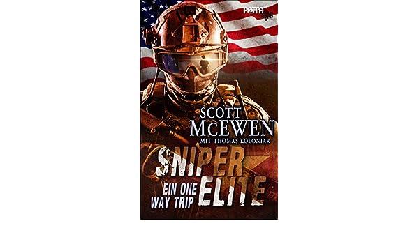 Sniper Elite Ein One Way Trip German Edition