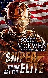 Sniper Elite: Ein One Way Trip (German Edition)