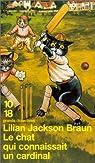 Le chat qui connaissait un cardinal par Lilian Jackson Braun